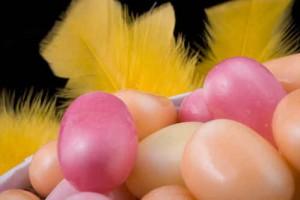 Пасхальные яйца, фото www.fotoakuten.se