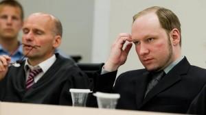 К 21 году тюрьмы приговорили Брейвика в Норвегии
