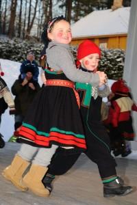 В рождественское путешествие во времени приглашает музей в Осло