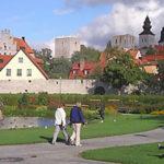 Висбю, фото gotland.net