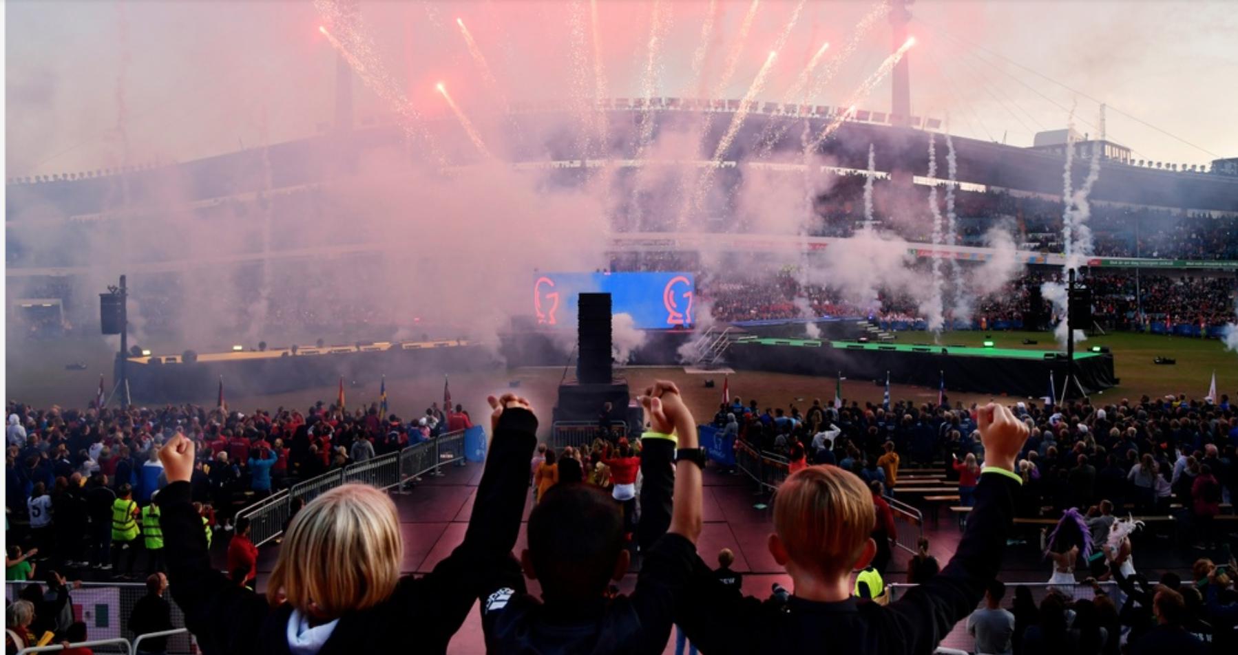 Mеждународный турнир юных футболистов на «Кубок Готии» открылся в Гетеборге, среди участников игроки из РФ