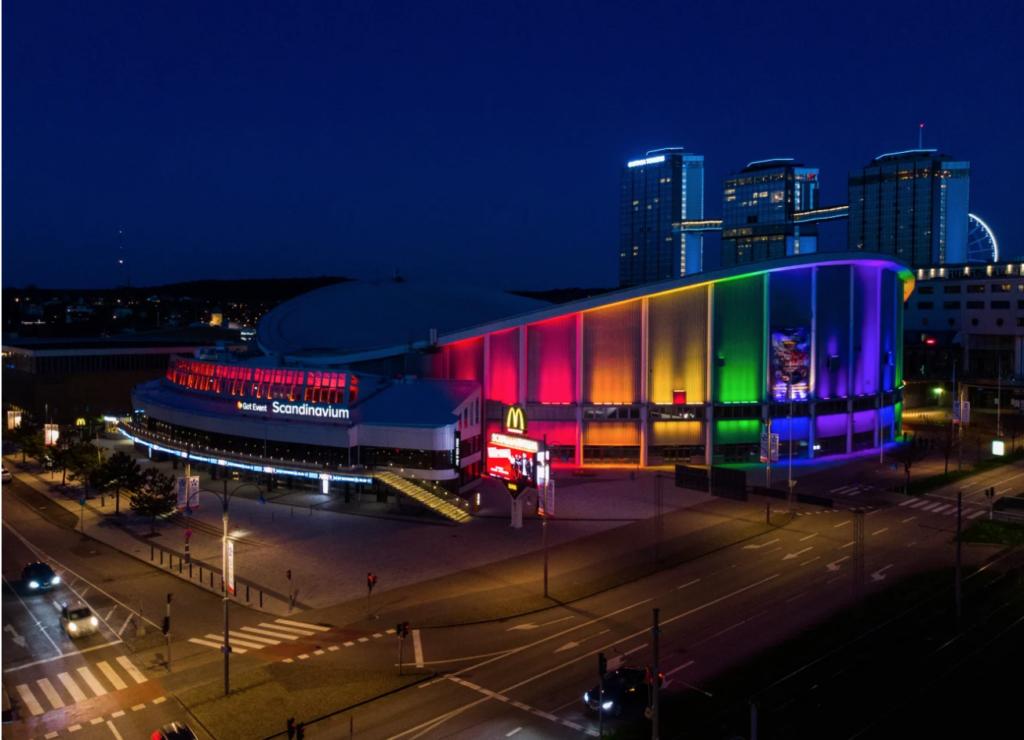 Второй тур выступлений за право представлять Швецию на Евровидении 2020 прошел в субботу в Гётеборге