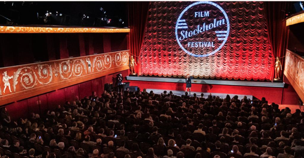 Стокгольмский международный кинофестиваль проходит с 11 по 22 ноября