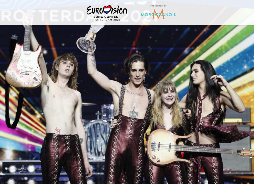 ЕBU проверяет слухи о наркотиках среди музыкантов из Италии - победителей «Евровидения» 2021 года