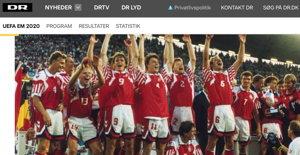 EURO2020: Дания надеется обойти Финляндию в списке самых счастливых в мире стран